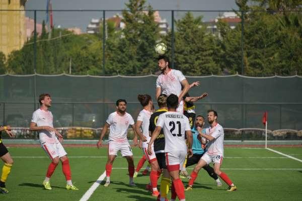 Aliağaspor FK, hazırlık maçında rahat kazandı