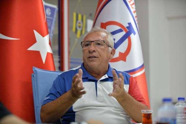 Altınordu Başkanı Özkandan tebrik, teşekkür ve sitem