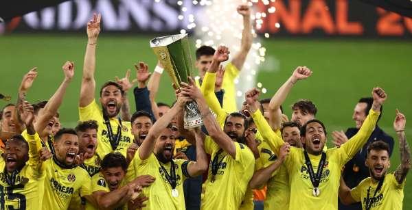 Avrupa Ligi kupası Villarrealin