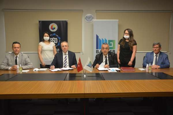 BALOSB ile BASKİ arasında 25 milyon TLlik işbirliği