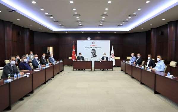 GTO mayıs Ayı Meclis toplantısı genişletilmiş olarak yapıldı