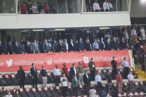 Hazırlık maçı: Türkiye: 0 - Azerbaycan: 0