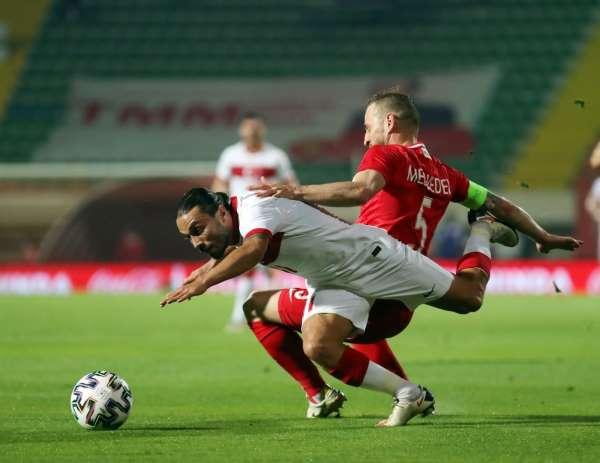 Hazırlık maçı: Türkiye: 2 - Azerbaycan: 1