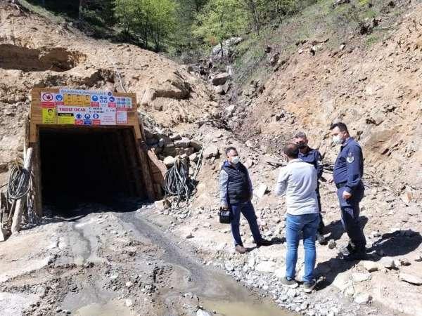 Kaymakam Halim: Maden ocaklarımız doğa ile uyumlu çalışıyor