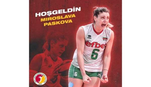 Miroslava Paskova, Mert Grup Sigortada