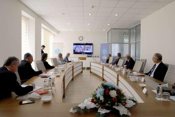 Rektör Levent, Anadolu Üniversiteleri Birliği toplantısına katıldı