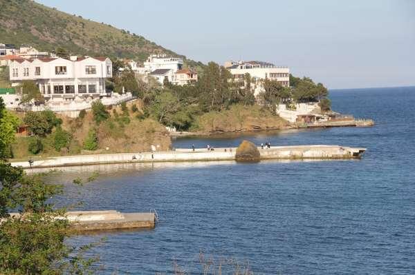 Sinopta vakaların düşüşü turizmciyi sevindirdi