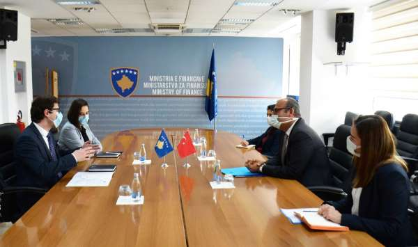 Türkiye, Kosova ekonomisini desteklemeye devam edecek