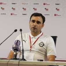 Altay Antrenörü Sabahattin Yenilmez: 'Çok zor bir maç olacağını tahmin ediyorduk