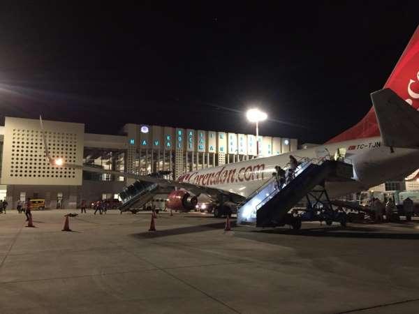 Corendon Airlines anadolu şehirlerine sezonun ilk yolcularını indirdi