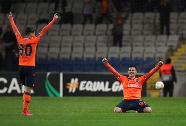 Galatasaray'a Başakşehir'de rahat yok