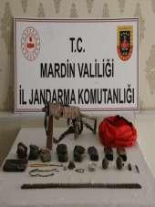 Mardin'e İHA'larla yapılan operasyonda 1 terörist teslim oldu