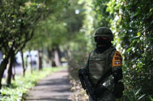 Meksika Kamu Güvenliği Bakanlığı Sekreteri Harfuch'a yapılan saldırının lideri y