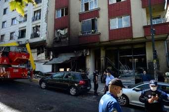 Patlamada hayatını kaybeden vatandaşın cenazesi çıkarıldı