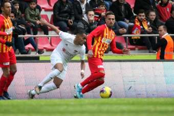 Sivasspor ile Kayserispor 26. randevuda