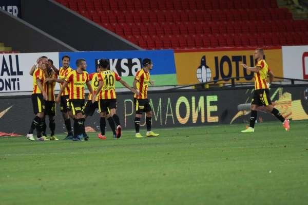 Süper Lig: Göztepe: 3 - Alanyaspor: 3 (Maç Sonucu)