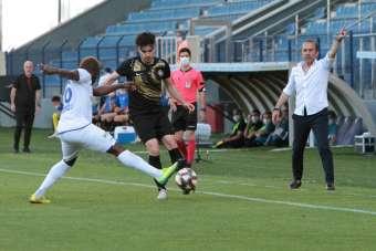 TFF 1. Lig: Osmanlıspor: 1 - Erzurumspor: 3