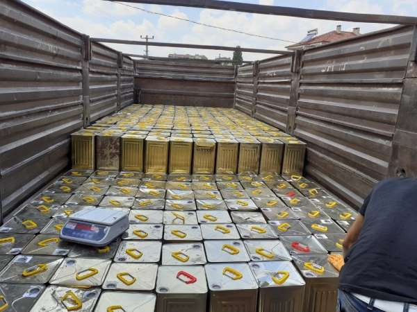 Bal fiyatı arttı arıcılar bayram yapıyor