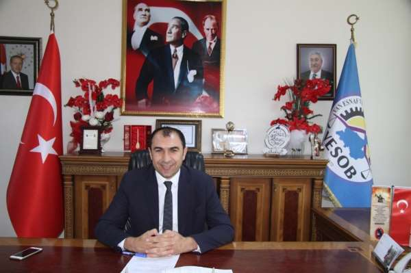 Başkan Berge: 'Şehrimiz kazansın esnafımız bayram etsin'