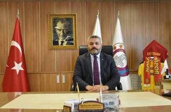 Başkan Sadıkoğlu'ndan Cumhurbaşkanı Erdoğan'a TMO teşekkürü