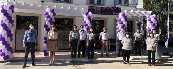 Bodrum'da ilk gurme market