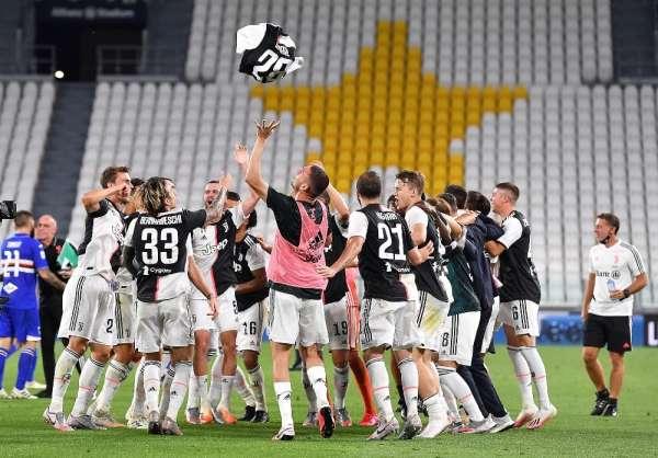 Juventus, üst üste 9. kez şampiyon