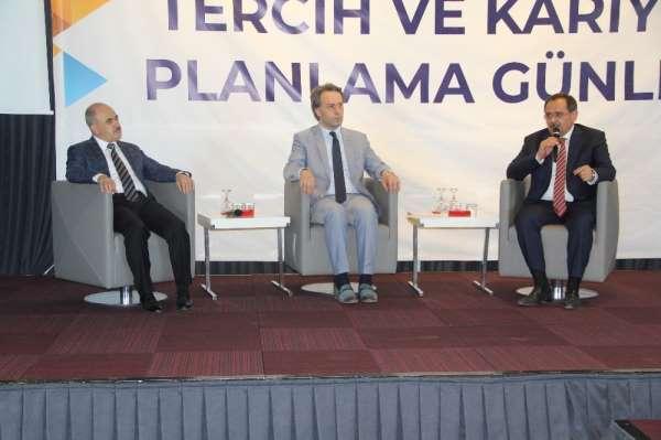Samsun'da 'Tercih ve Kariyer Planlama Günleri' başladı