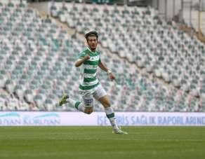 Tayfur Bingöl, Bursaspor'a veda etti
