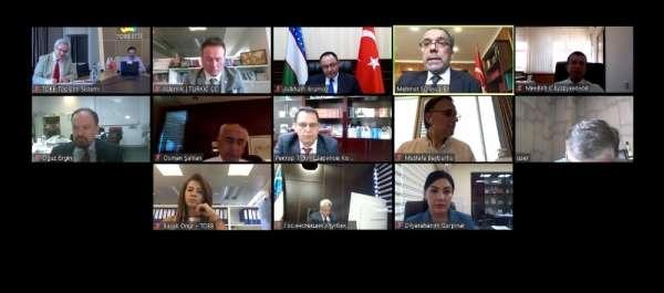 TOBB Başkanı Hisarcıklıoğlu: 'Abdullah Aripov'un o veciz ifadesiyle, 'bizim dili