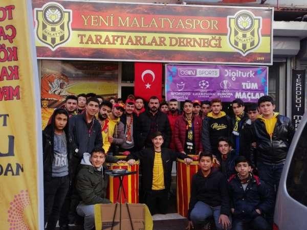 Yeni Malatyaspor Taraftarlar Derneği'nden düşme açıklaması