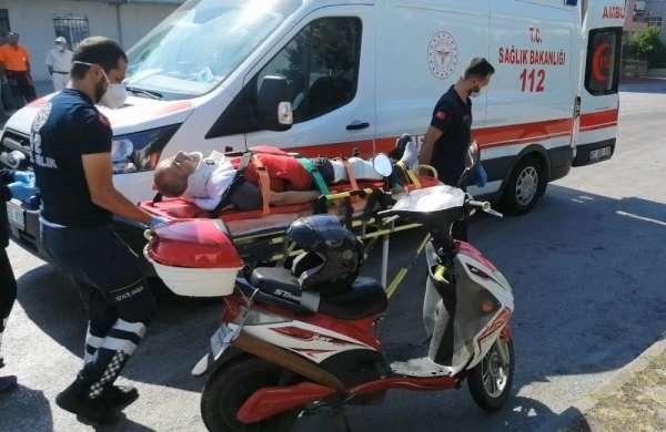 Yola dökülen akaryakıt motosikletli vatandaşın ölümüne neden oluyordu