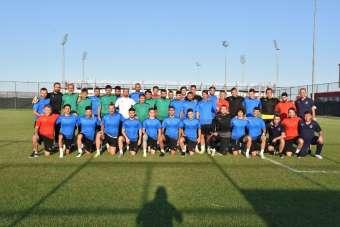 Manisa FK'nın 2. etap çalışmaları Afyonkarahisar'da başladı