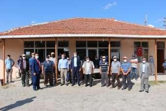 Çiftçiye 'Buğday Yetiştiriciliği, Hastalık ve Zararları' eğitimi
