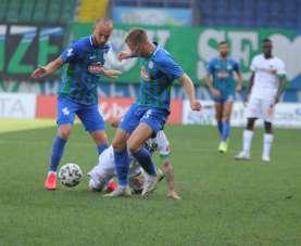 Süper Lig: Çaykur Rizespor: 1 - Aytemiz Alanyaspor: 1 (Maç sonucu)