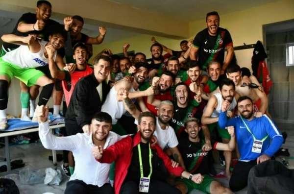 Diyarbekirspor kupa sınavında