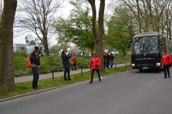 Dortmund Bombacısına 14 Sene Hapis Cezası