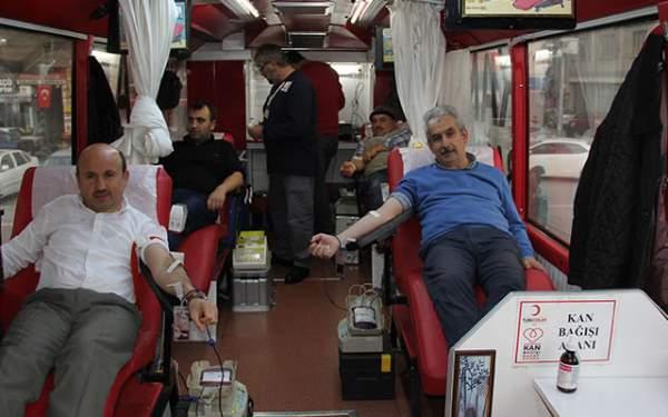 Samsun Haberleri: Havza'da Kan Bağışı