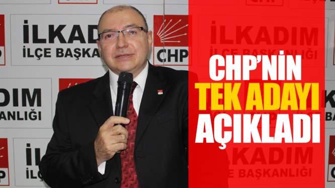 Samsun Haberleri: İlkadım'da CHP'nin Tek Adayı Resmen Açıkladı