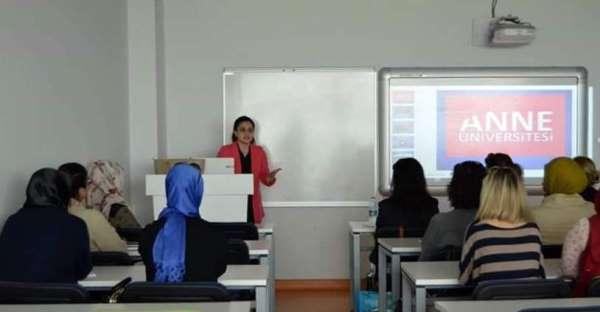 Bayburt'ta Anne Üniversitesi eğitime başlıyor