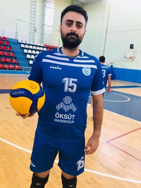 Develi Belediyesporlu Yusuf Afşar: 'Hedefimiz Play-Off'a kalmak'