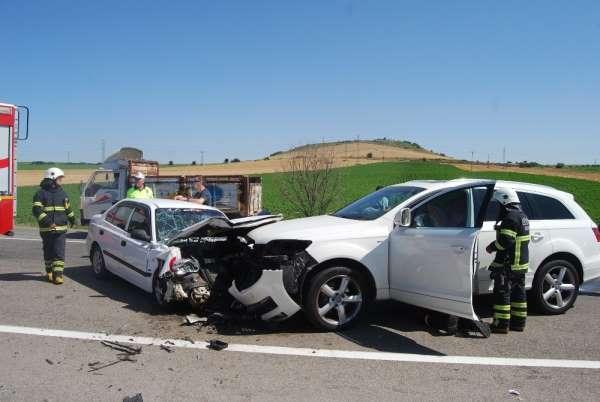 Tekirdağ'da zincirleme kaza: 6 yaralı