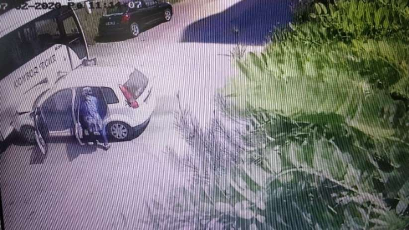 Samsunda 6 kişinin yaralandığı kaza kamerada