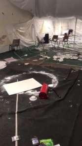İngiltere'de İslami eğitim merkezine saldırı: 6 gözaltı
