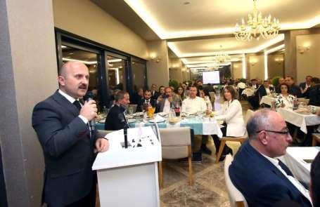Vali Varol: Turizmde marka şehir hedefine emin adımlarla ilerliyoruz