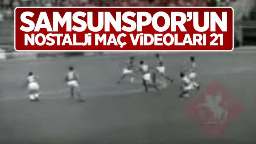 Samsunspor'un Nostalji Maç Videoları 21