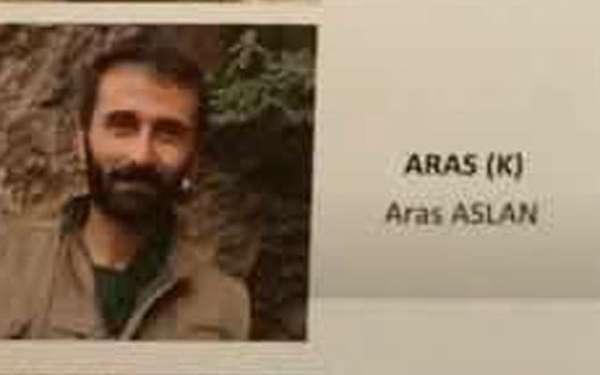 Karadeniz'de yakalanan terörist tutuklandı