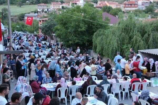 Çan'da Şehit Mustafa Yerli dualar ile anıldı