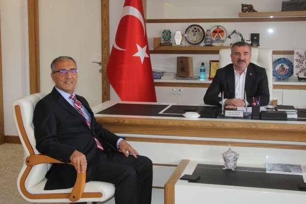 Başkan Özdemir: 'İş birliğine açığız'