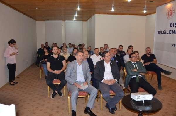Fatsa'da dış ticaret semineri
