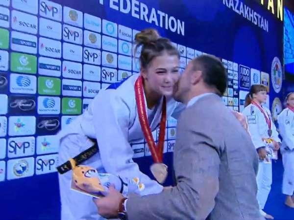 Habibe Afyonlu dünya şampiyonu, Musa Şimşek dünya ikincisi